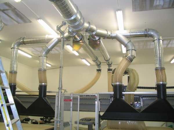 Что такое аспирация систем вентиляции